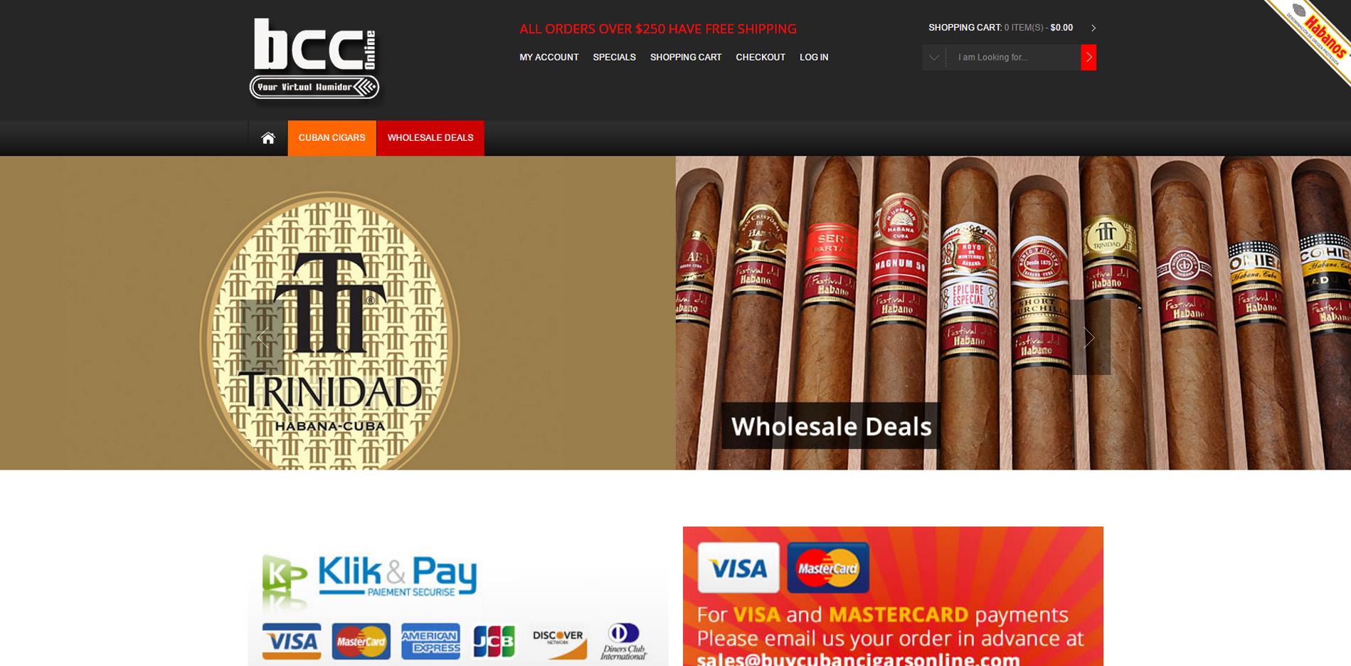 Buy Cuban Cigars Online (Fake) Customer Reviews | Cigar Analysis